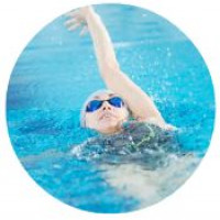 Swimming - Backstroke