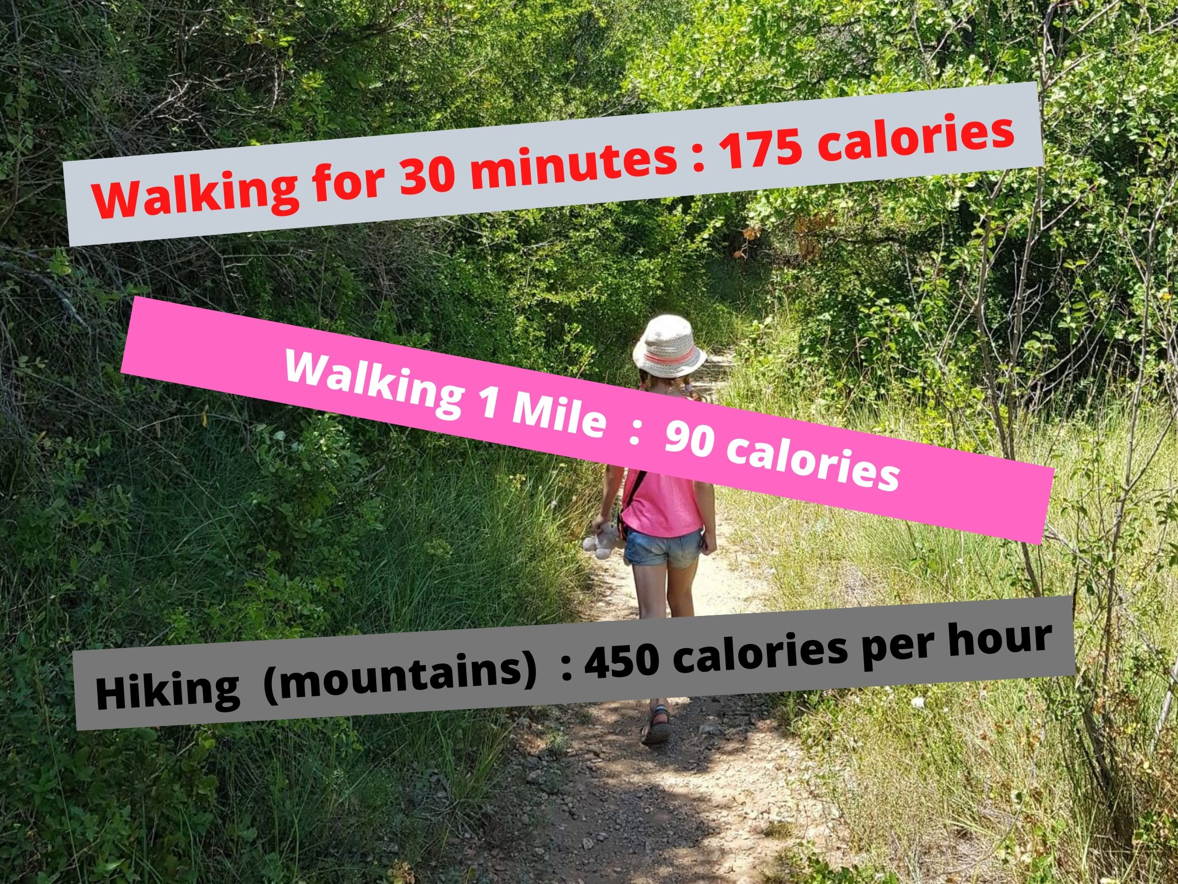 Burned Calories | How many calories do you burn walking?