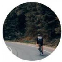 Cycling 16 mph